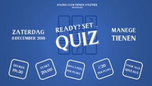 Ready? Set… Quiz