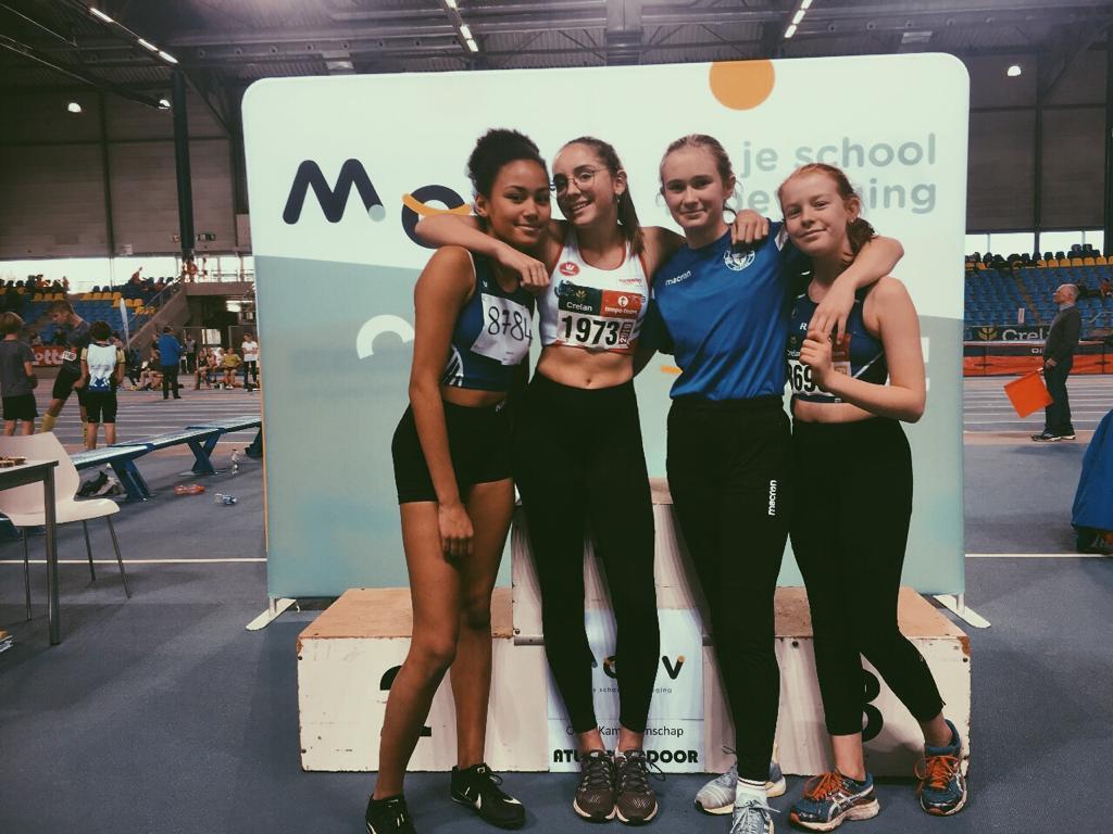 Vlaams kampioenschap miniemen, 30/01/2019