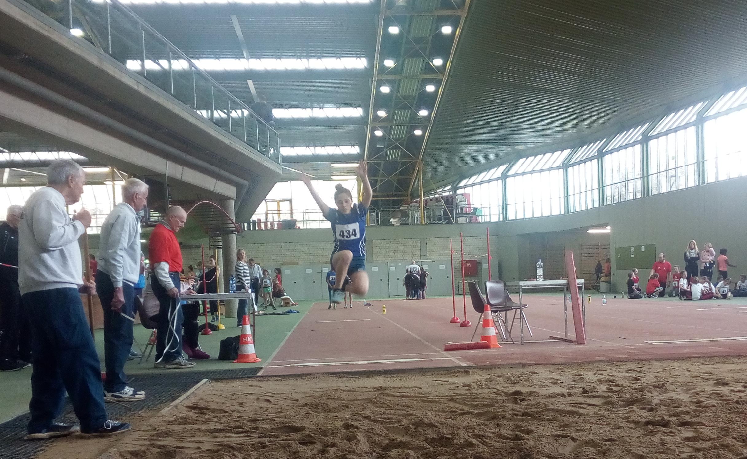 Indoormeeting Dortmund, 02/03/2019