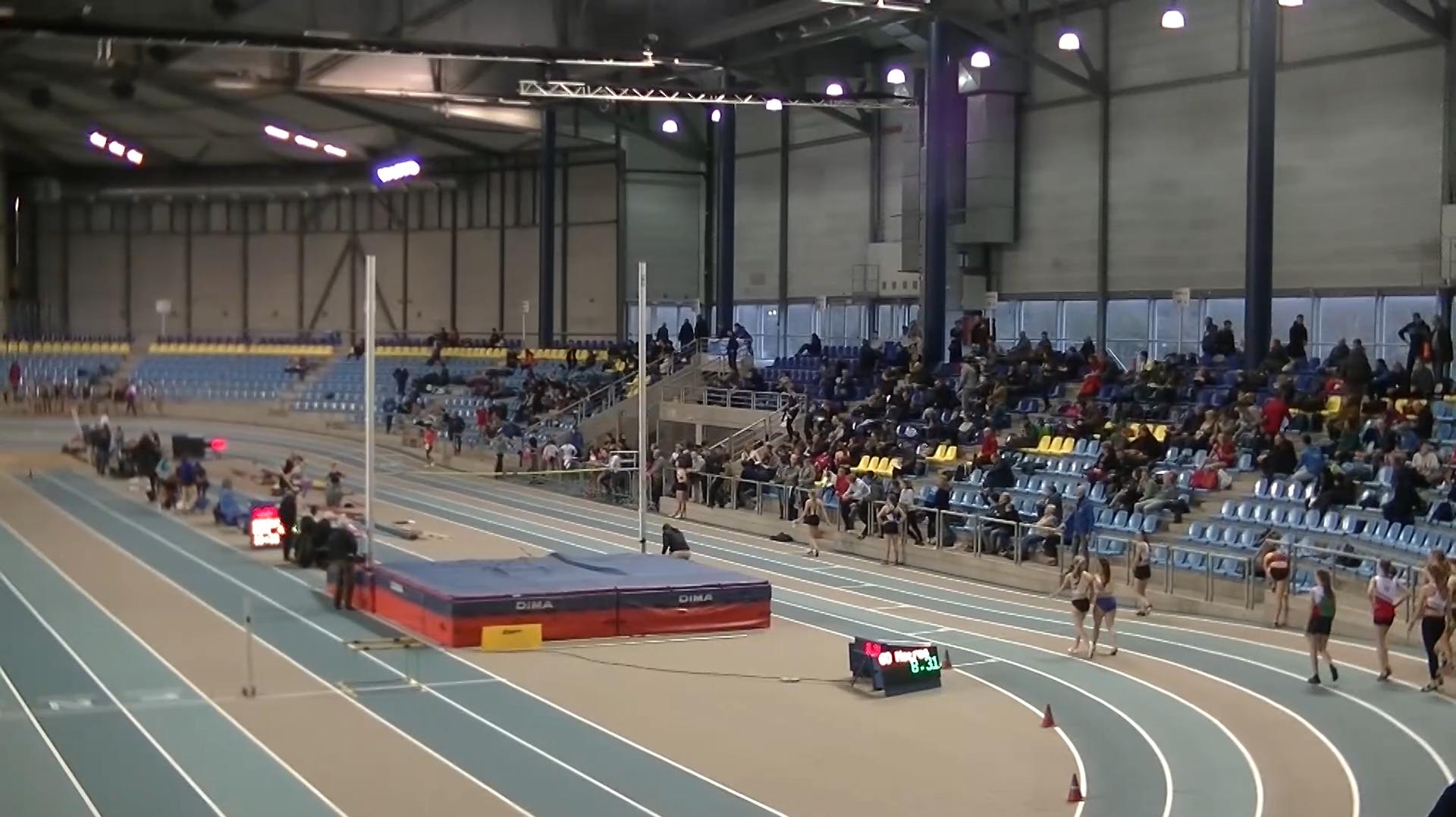 BK en PK indoor masters, Gent, 08/03/2020