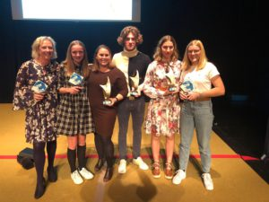 RCT Atletiek valt in de prijzen op de Tiense Sportawards, 22/11/2019