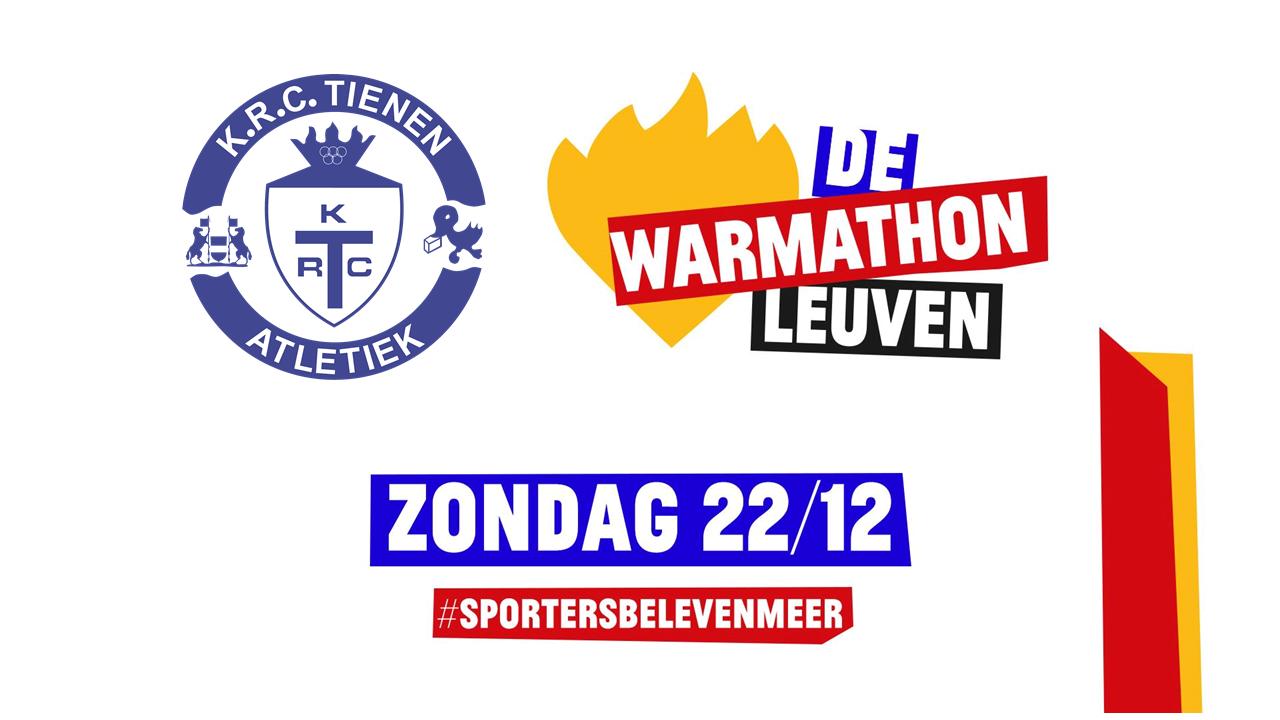RCT Atletiek @ Warmathon Leuven – 22/12/2019