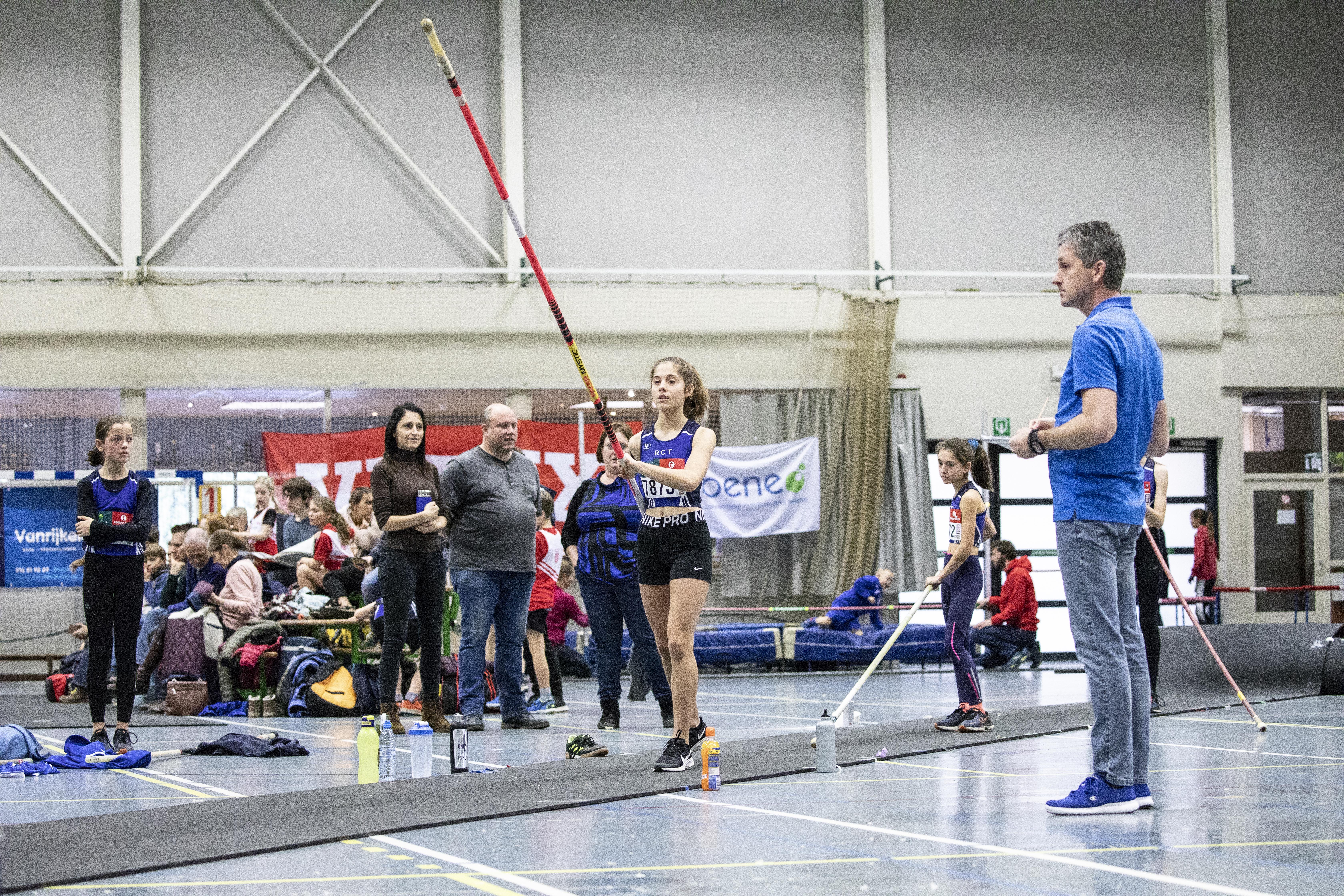 Indoormeeting jeugd en jeugdevent, Tienen, 21/12/2019