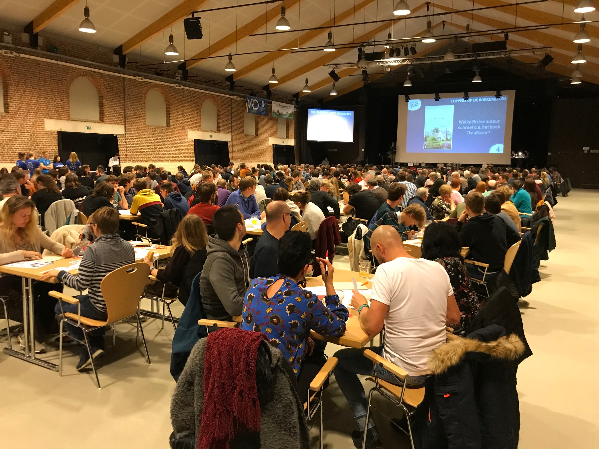 Ready? Set… Quiz is groot succes, 30/11/2019