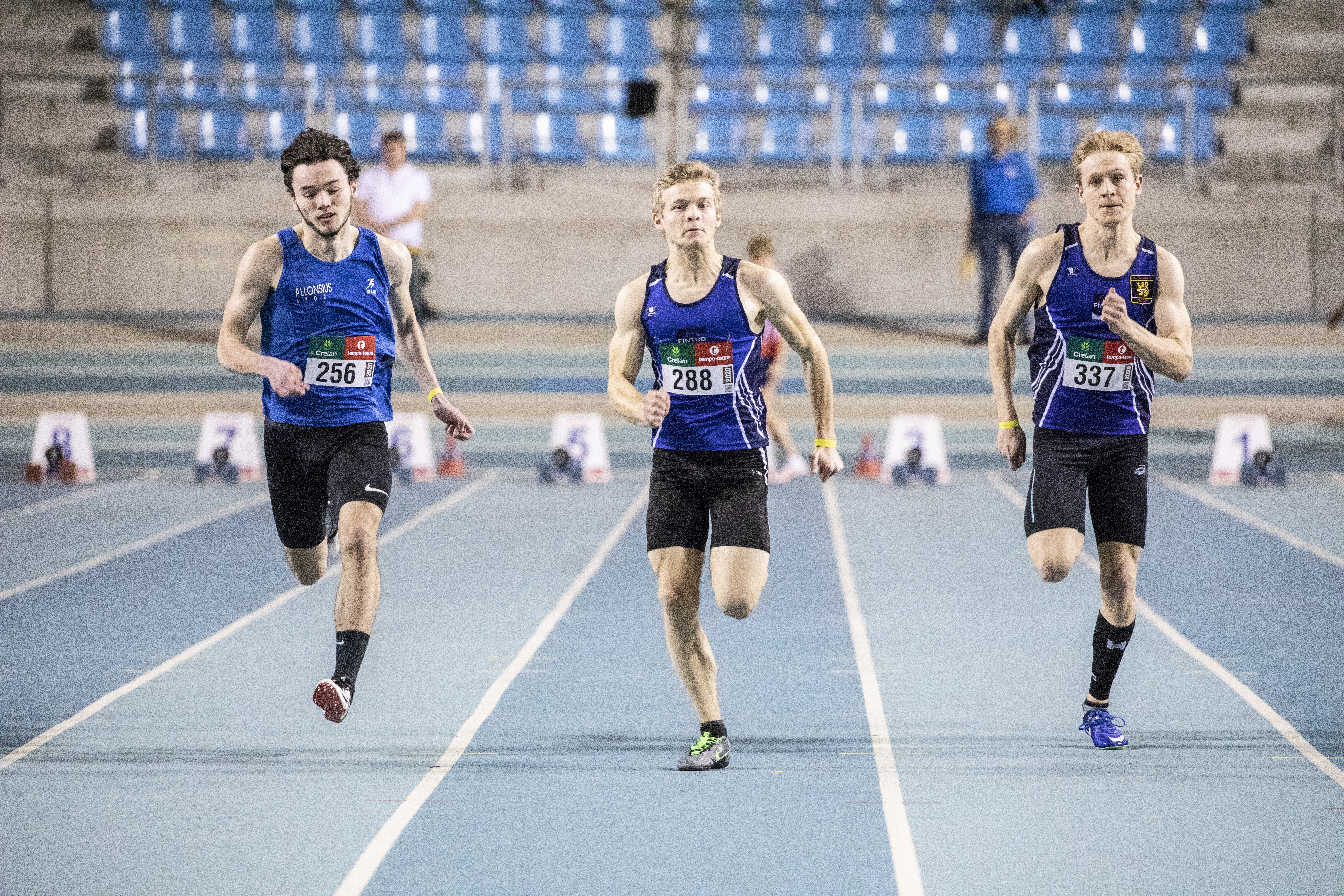 Provinciaal kampioenschap indoor, Gent, 05/01/2020