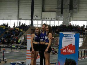 Kampioenschap van Vlaanderen indoor Cad/Schol, Gent, 19/01/2020