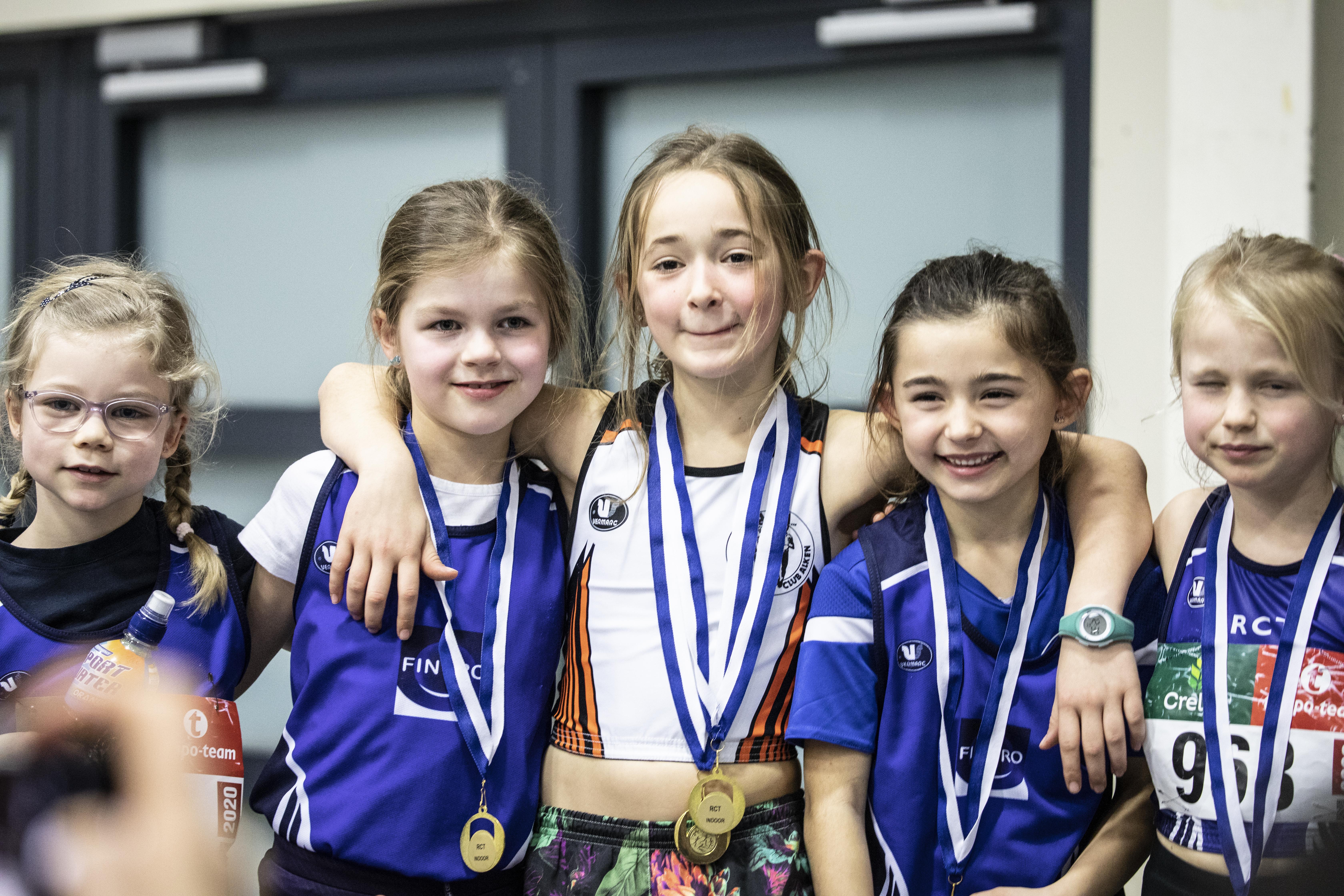 RCT Atletiek open indoormeeting met jeugd, Tienen, 15/02/2020