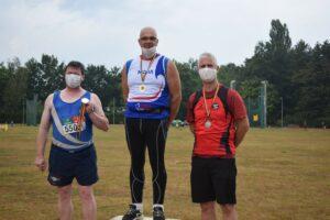 BK Hamer en Gewichtwerpen Masters, Sint-Niklaas, 15/08/2020
